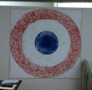 Art Vidrine's Thread Painting