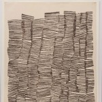 Zarina HashmiUntitled Relief Print