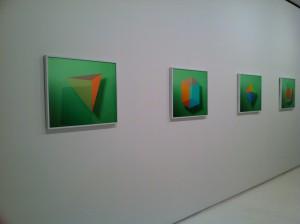 Color ShiftInstallation View atMixed Greens