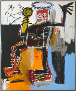 Basquiat, Untitled, 1981