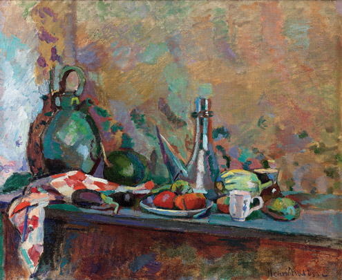 Still Life with Purro, 1904