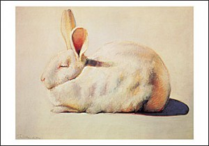 Wayne Thiebaud Rabbit