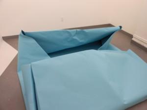 Big Blue Box Bottom shows its true colors