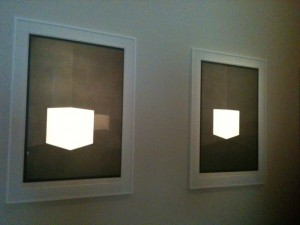 Turrell Aquatints (photo by Youri Choi)